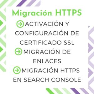 Migración HTTPS