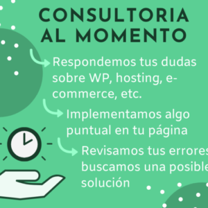 consultoria wordpress urgente