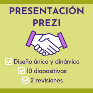 diseño presentacion prezi x10