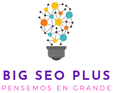 logo servicios big seo plus