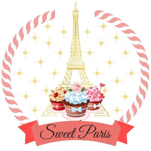 Diseño de logo para Tienda de postres – Sweet Paris
